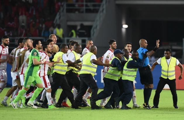 Nouvelle polémique à la CAN, l'élimination de la Tunisie fait scandale