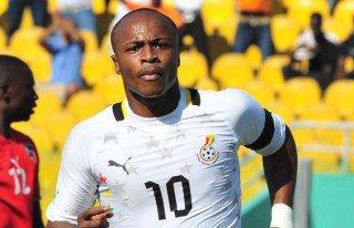 André Ayew : « face à la Guinée, le Ghana a réussi une bonne entrée »