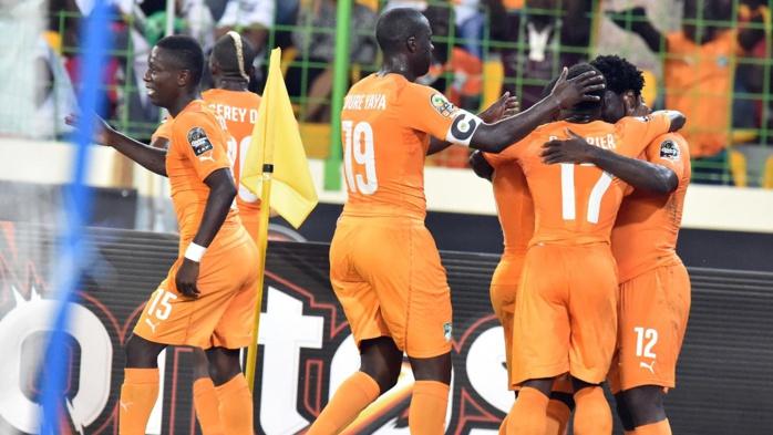 La Côte d'Ivoire élimine l'Algérie (3-1) en quart de finale