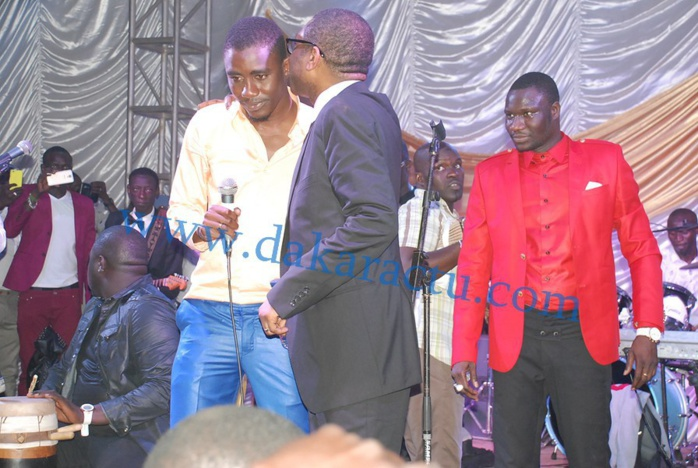 "Youssou Ndour à Wally Ballago Seck : ""Dangay dem kéneu douleu teuyé"""