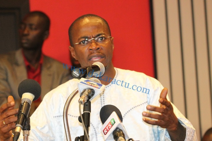 Abdou M'bow, vice-président de l'Assemblée nationale : « Giresse n'a pas respecté ses seconds!»