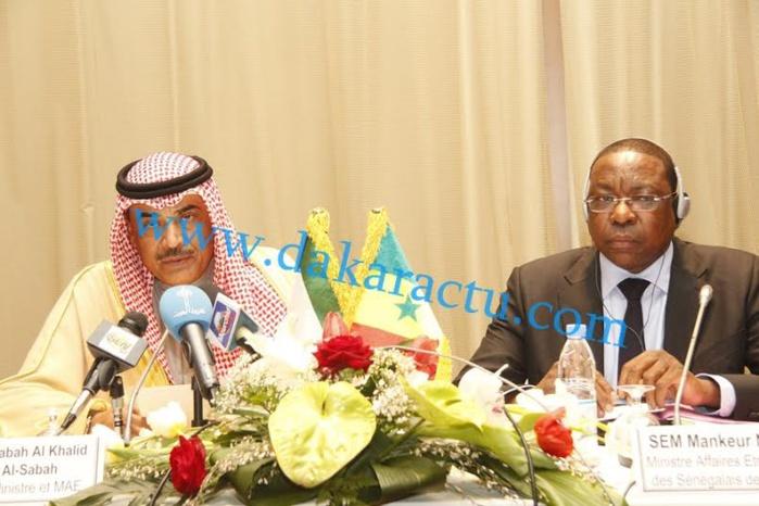 La 2° commission mixte de la coopération entre le Sénégal et le Koweit consacre une relation historique.