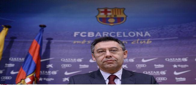 Football : le président du Barça mis en examen