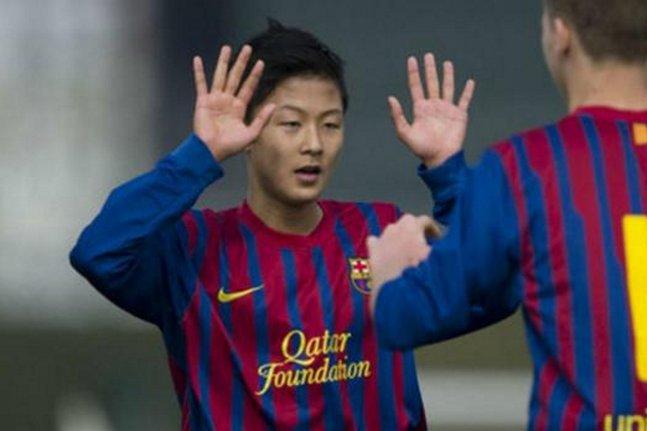 Le Real veut le Messi coréen du Barça