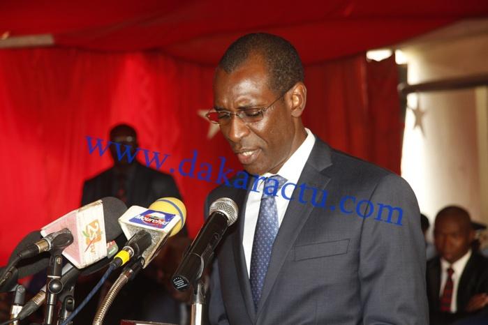 Abdoulaye Daouda Diallo défie Wade : « Marcher pour aller vers le Palais, c'est juste du verbiage! »
