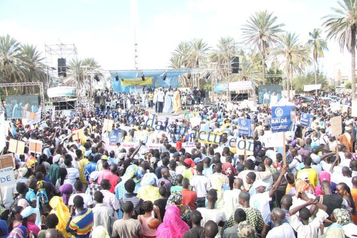Obélisque : le rassemblement du PDS autorisé, la procession interdite