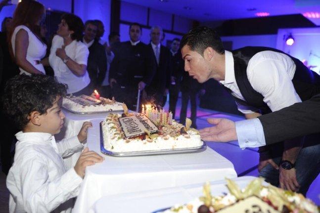 Comment Ronaldo va fêter son 30e anniversaire