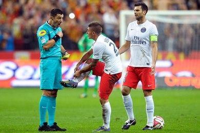 PSG : Thiago Motta et Thiago Silva volent au secours de Verratti, Aulas aussi