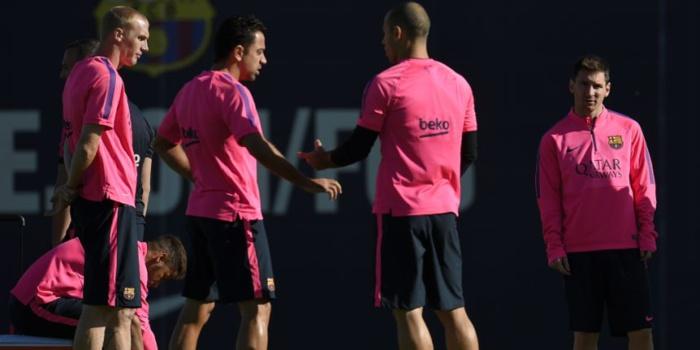 FC Barcelone : Lionel Messi accepte les excuses de Jérémy Mathieu, mais...