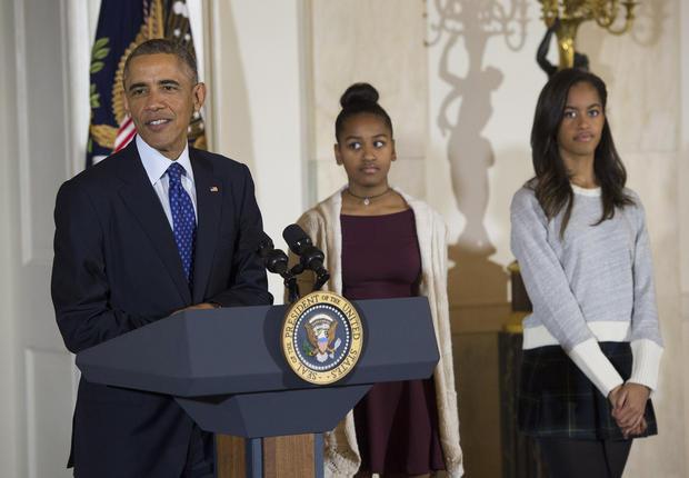 Les Obama cherchent une université pour leur fille