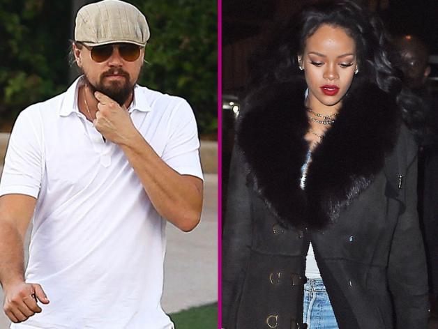 Rihanna : Leonardo DiCaprio embrasse une autre femme devant elle!