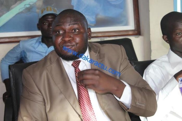 Toussaint Manga, Secrétaire général de l'UJTL : « Henri Grégoire Diop est un militant de l'APR qui porte une toge et se dit Juge(…) Fatou Thiam est devenue proche du couple Sall !»