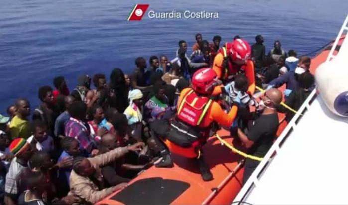 Naufrage au large de lampedusa cinq s n galais d c d s - Office des migrations internationales ...