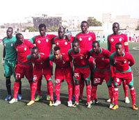 Ligue des champions : l'AS Pikine bat l'Etoile filante de Ouaga, 1-0