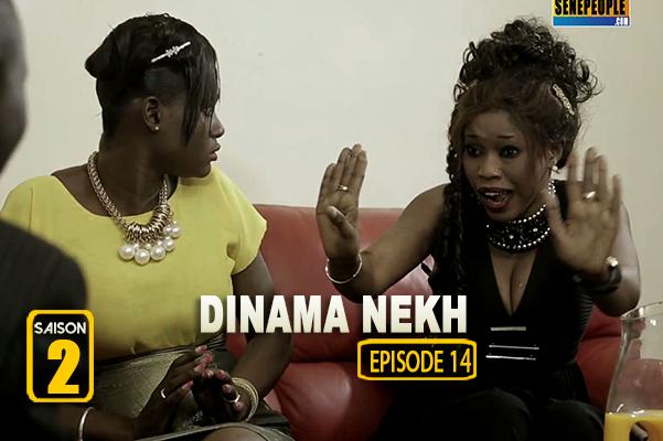 Dinama nekh Saison 2 épisode 18
