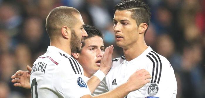 Benzema dépasse Ronaldo !