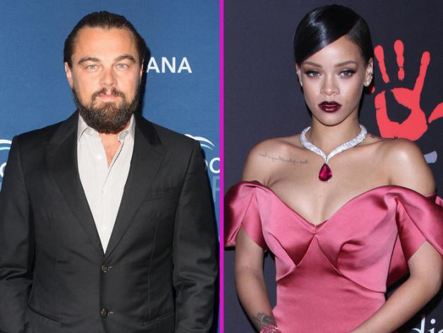 Leonardo DiCaprio et Rihanna passent la Saint-Valentin ensemble !