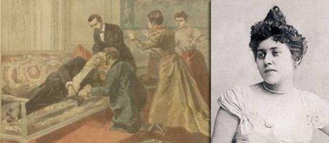 16 février 1899. Le président Félix Faure succombe à une fellation au palais de l'Élysée.