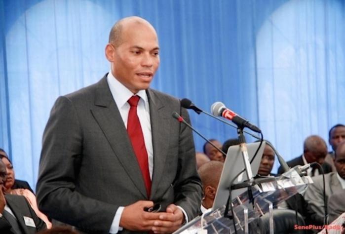 Le parquet spécial requiert 7 ans de prison ferme contre Karim Wade