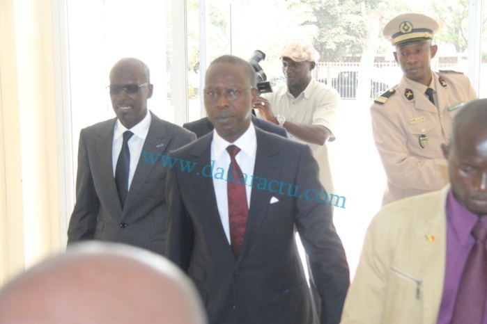 Les images du conseil interministériel à Sédhiou présidé par le Premier ministre Mohamed Dionne