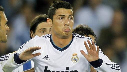 Nike force Ronaldo à abandonner sa marque de chaussures