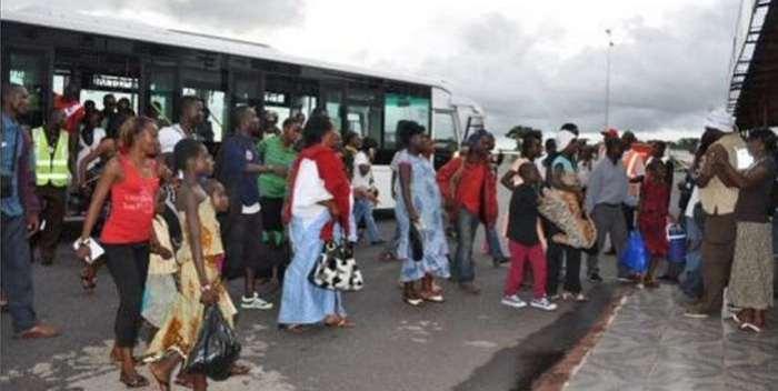 143 s n galais rapatri s de libye attendus dakar 19 heures - Office des migrations internationales ...