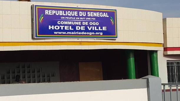 Finale de la coupe du maire de Ogo la grande démonstration politique