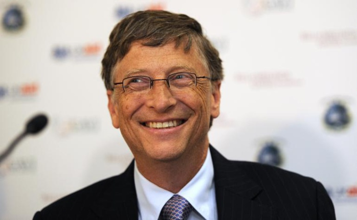 Bill Gates reste l'homme le plus riche au monde