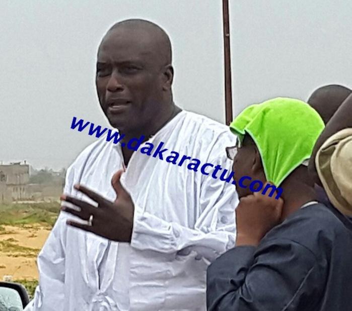 """Alioune Guèye, Président du collectif des victimes d'AGIR IMMO : """" Comment Abdoulaye Youssou Diagne peut-il nous gruger à hauteur de 2 500 000 000 CFA et être libre?"""