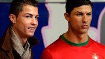 Ronaldo demande à son coiffeur d'entretenir sa statue de cire