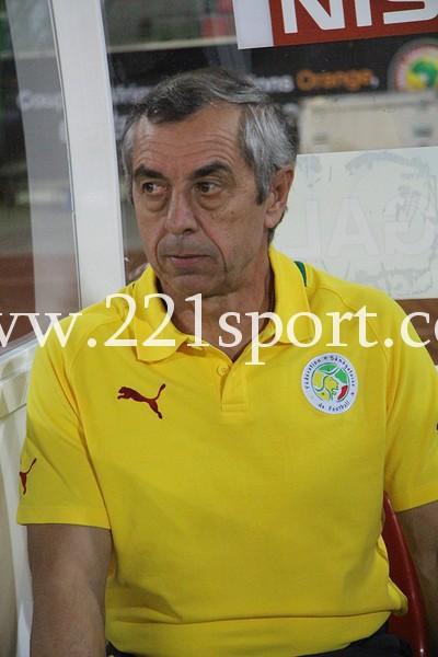 Alain Giresse : «Mon adjoint Boubacar Gadiaga me prend pour un couillon»