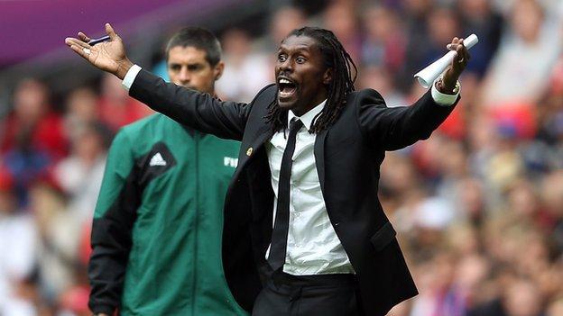 Les premiers mots d'Aliou Cissé, coach des Lions : Fierté, plaisir, ambition, humilité !