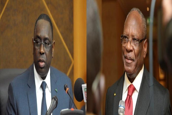 Réaction du Président Macky SALL à la suite de l'attentat intervenu au Mali dans la nuit du vendredi 6 au samedi 7 mars 2015.