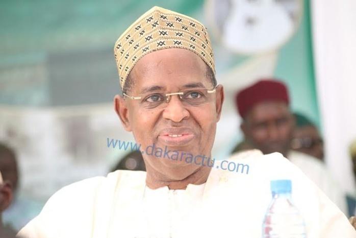 """Sidy Lamine Niass à Abdoulaye Wade : """"Il ne faut pas imposer ton fils à la tête du PDS, c'est impossible, laisse le faire ses preuves pour gagner la confiance et la sympathie des sénégalais""""."""