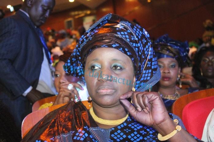 Journée mondiale de la femme : comment Mariama Sarr s'est arrangée pour remplir la salle de l'Union Africaine.