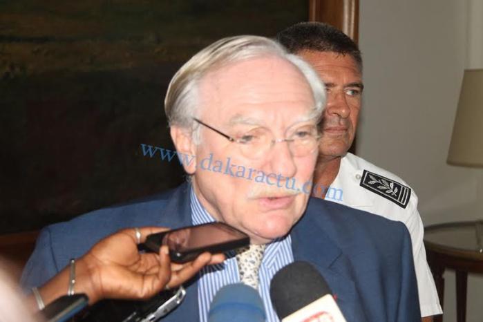 Le Mouvement « Alliance Sauver le Sénégal»  dénonce les propos de Jean Félix Paganon