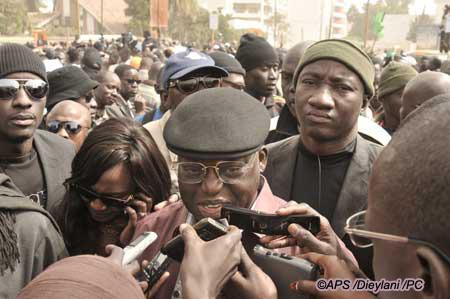 Rencontre de haut niveau à l'AFP sur l'audience que Wade a accordée à Gackou : « c'est de l'Intox! », selon le SG adjoint du MNJP