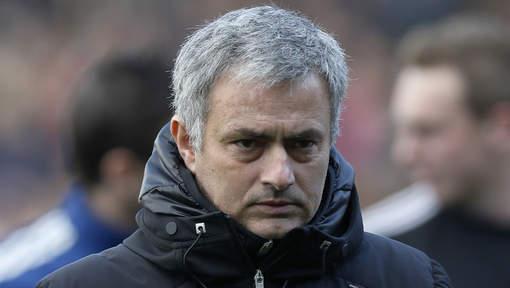 José Mourinho, entraîneur de Chelsea : «On a mérité d'être punis»