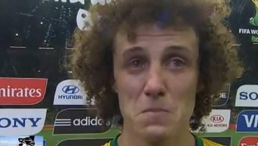 """David Luiz : """"J'avais dit que je ne fêterais pas un éventuel but, mais..."""""""