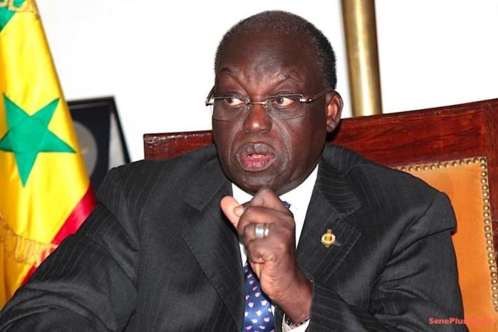 Questions orales : Discours d'ouverture du Président Moustapha Niasse