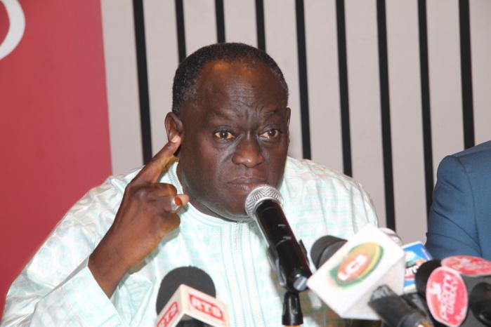 Me El hadj Diouf : « l'Assemblée viole ses propres règles »