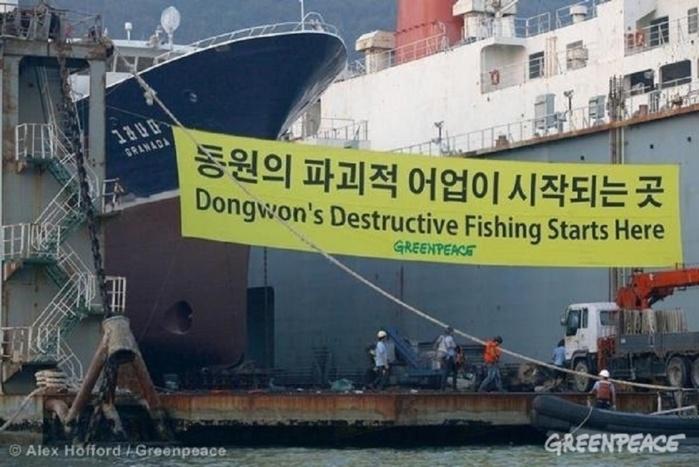 """Pêche-Dong Won au cœur d'une grande nébuleuse : la Compagnie Africaine de Pêche au Sénégal (CAPSEN) veut """"sénégaliser"""" le navire « SOLEVANT » sur une base frauduleuse, des employés utilisés comme """"prête-nom"""", avec 51% des actions..."""