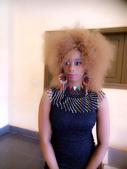 De retour au Sénégal, Adiouza était à la soirée des femmes dentistes à l'hôtel des Almadies