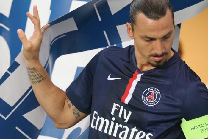 """Pour Zlatan Ibrahimovic, la France, """"ce pays de merde"""", """"ne mérite pas le PSG"""""""