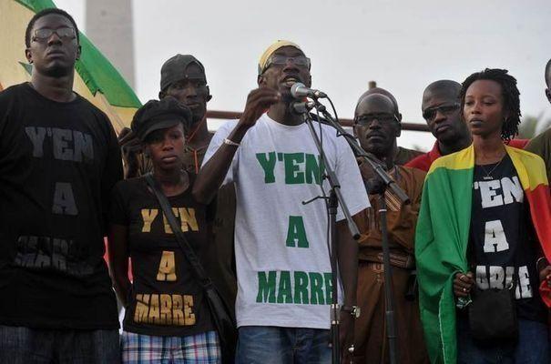 """""""L'Avenir"""", un journal congolais compare Y en a marre à des terroristes armés pour saboter le processus électoral"""