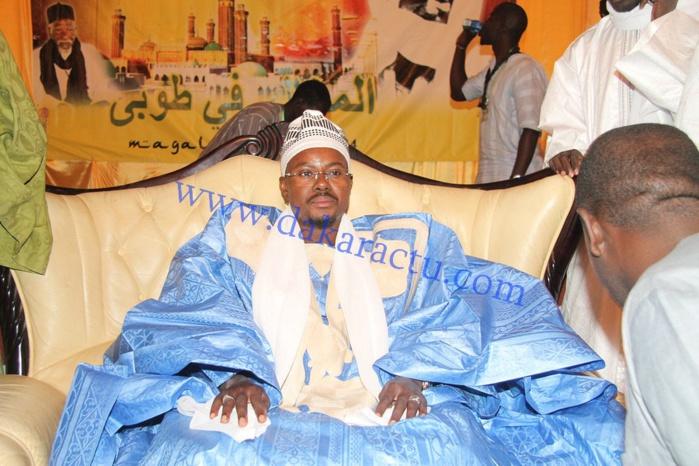 Rappel à Dieu de Sokhna Oumou Sy, Serigne Bass Abdou Khadre à Tivaouane pour présenter ses condoléances