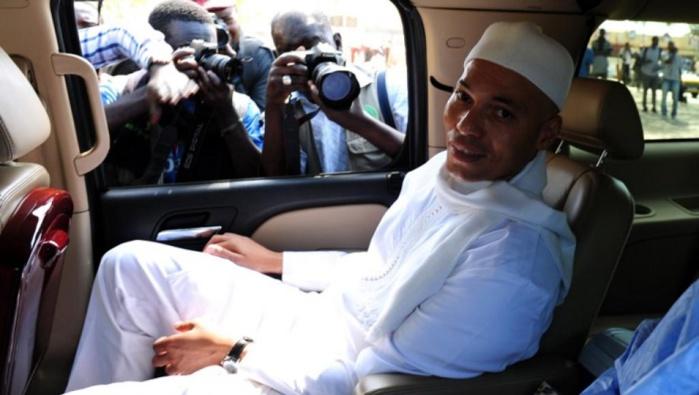 Verdict de son procès : Karim Wade condamné à 6 ans de prison ferme