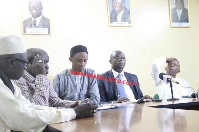 Moustapha Seck fait partie des techniciens ciblés pour l'équipe nationale locale, selon Augustin Senghor