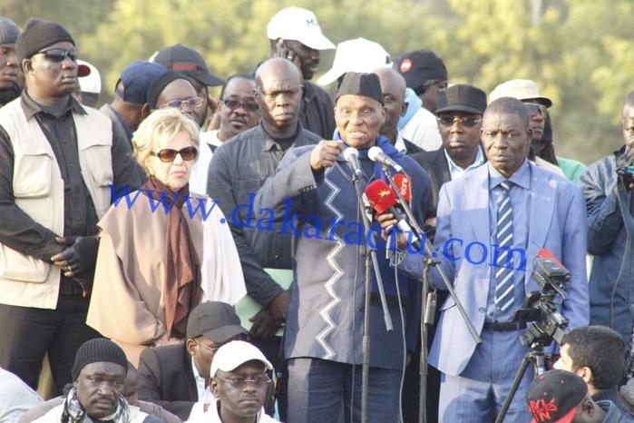 Image - -L'ancien Président annule son meeting initialement prévu vendredi prochain :