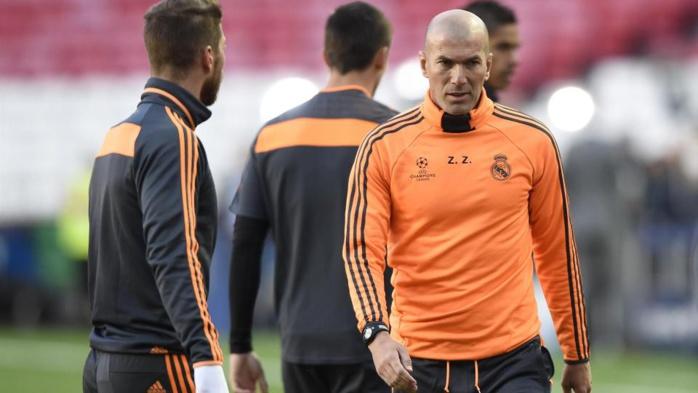 Bayern : Zinedine Zidane «pas déçu de ce qu'il a vu» auprès de Pep Guardiola